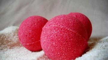 Как приготовить бомбочки для ванны дома