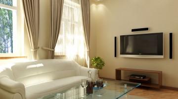 Как правильно оформить гостиную