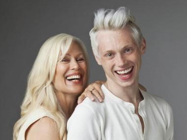 Женщина старше мужчины