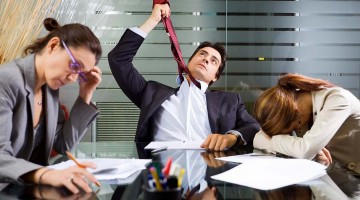 Когда не ладятся хорошие отношения на работе