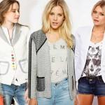 Модные пиджаки и жакеты весна-лето 2014