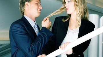 Сексуальные притязания шефа – как от них избавиться?