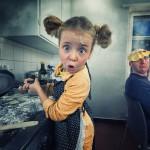 Способы привлечения ребенка к уборке