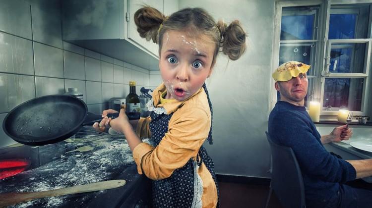 4 способа привлечь ребенка к уборке